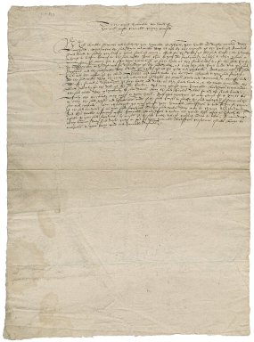 Petition from Sir Roger Townshend, 1st bart., to Privy Council