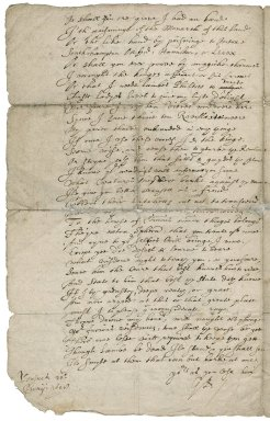 Rodomontades, sent by Lord Grymes to the Lower House of Commons : copy