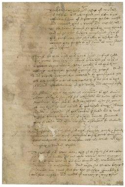 Memoranda concerning sympathy shown by Edmund Freake, Bishop of Norwich, towards recusants