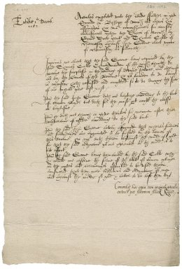 Articles against John Greene vicar of Hemsby, before the Norwich diocesan ecclesiastical commission : copy