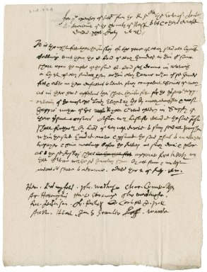 Order from Norfolk justcies, touching a loan for Bohemia : copy
