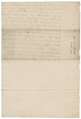 Letter from Norfolk commissioners to the Rarl of Arundel : copy