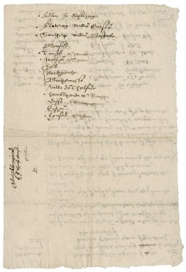 Memoranda concerning an enquiry into the collection and disbursement of county funds, Norfolk