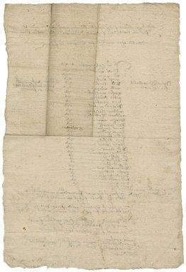 Churchwardens' accounts of Salthouse, Norfolk