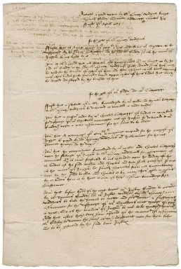 Articles of agreement between Sir Henry Woodhouse, Thomas Gawdy, and William Calthorpe