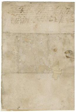 Letter from Sir Dru Drury to Nathaniel Bacon