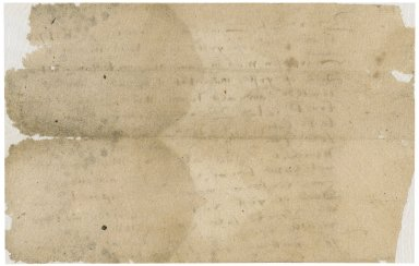 Note on the testimony of Bery of Langham