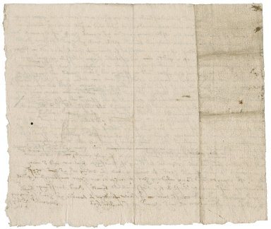 Letter from Edmund Banyard to Sir Nicholas Bacon, lord keeper : draft