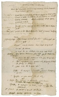 Notes of Nathaniel Bacon on cases tried