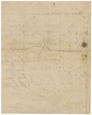 Letter from William Congreve to Jacob Tonson : autograph manuscript signed
