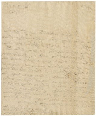 Letter from S. Compton to Jacob Tonson : autograph manuscript signed