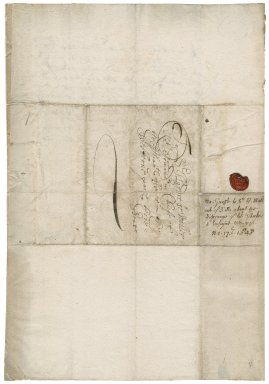 Letter from Major Charles Grosse, His Majesty's Castle, St. Mary's, Scilly, to Sir Hardress Waller, commander-in-chief of the Parliament's forces in the western parts