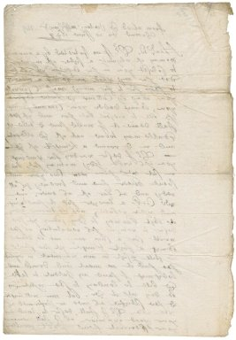 Letter from Vice-admiral Robert Moulton aboard the Victory in Plymouth Sound, to Robert Bennet?