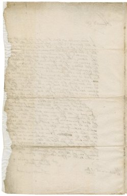 Letter from Gualter Frost, secretary of state, Whitehall, to Colonel Robert Bennet
