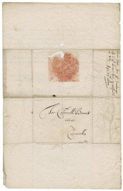 Letter from the Council of State, Whitehall, to Colonel Robert Bennet