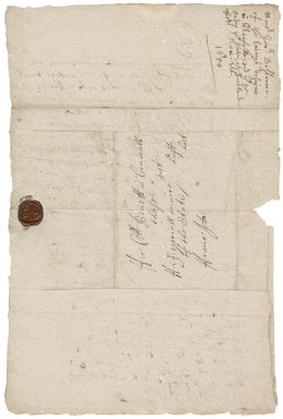 Letter from Major-General Desborough to Colonel Bennet