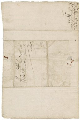 Letter from Major-General John Desborough, Truro, to Colonel Bennet, St. Michael's Mount