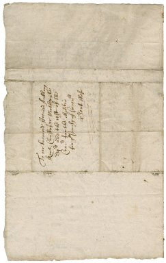 Letter from John Wollocombe, Robert Rolle and John Fortesque, to Anthony Rous, Christopher Worthevale and the rest of the commissioners for the militia for the county of Cornwall