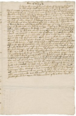 Rules agreed on before the Lord Chancellor and Barons of the Exchequer : copy