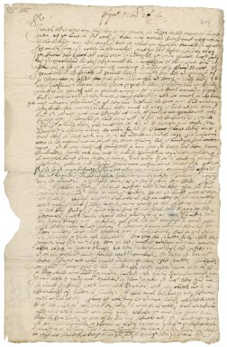 Letter from Stephen Revell, Plymouth, to Robert Bennet