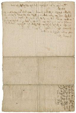 Bond from Zacheus Rowe of North Petherwin, Devon, yeoman, tenant of Robert Bennet, to Robert Bennet of Lawhitton