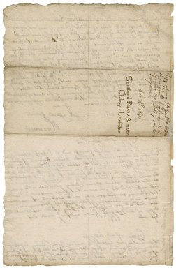 Letter from Oliver Cromwell to Major-General Lambert : copy