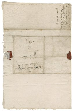 Letter from Walter Vine, Looe, to Colonel Robert Bennet, London