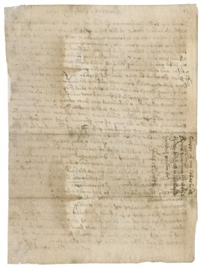 Letter from Robert Bennet, Hexworthy, to Colonel Anthony Rous : draft