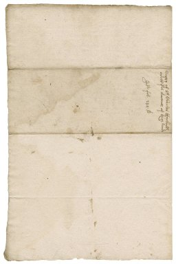 Order from Sir Charles Harbord, surveyor general, to Robert Bennet : copy
