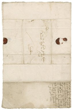 Letter from James Lake, rector of Lanteglos, to Robert Bennet, Lawhitton