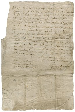 Letter from J. Crichton to Sylvester Rattray of Craighall, Newmarket