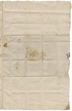 Letter from George Haliburton (then minister of Coupar, subsequently Bishop of Aberdeen) to Patrick Rattray of Craighall, Coupar