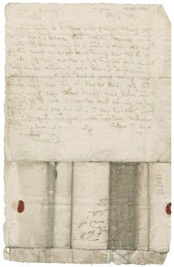 Letter from John Crokatt, to James Rattray of Craighall, Easter Rattray