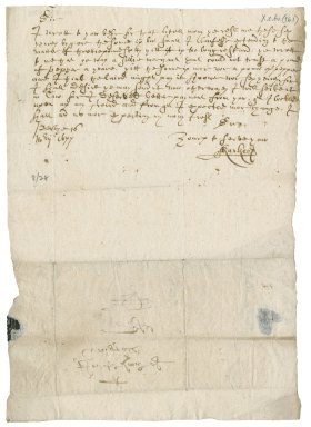 Letter from A. Rankin to James Rattray of Craighall, Perth