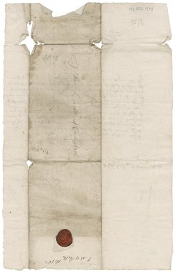 Letter from James Drummond, 4th Earl of Perth, to James Rattray of Craighall, Drummond