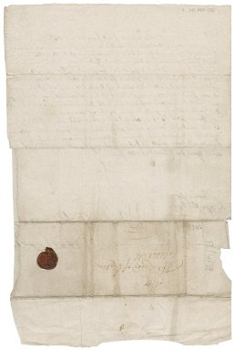 Letter from Earl of Kinghorne to James Rattray of Craighall, Glamis