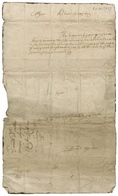 Letter from David Soutar to David Crichton of Mains of Rattray, Blair
