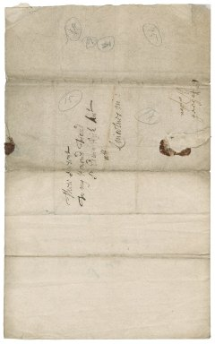 Letters from Sir Robert Paston to Sir Edwin Rich