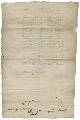 Receipt for £20 from the Committee for the Militia of London to Edwin Rich, Esq