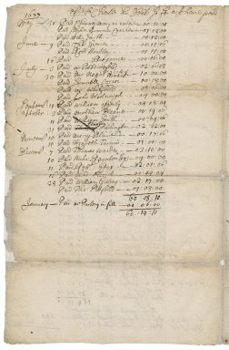 Papers arising out of bills in Chancery: X.d.451 (76-78)