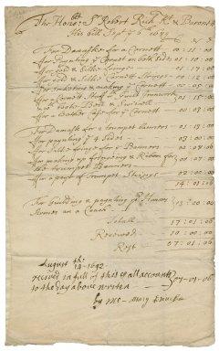 Receipts: X.d.451 (81-84)