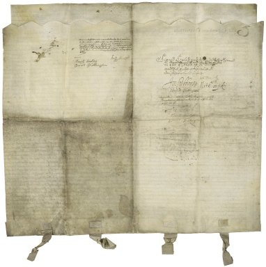 Assignment of a recognizance for £6000 from Charles Rich to Sir Edward Mansel of Mudlescombe, Carmarthen, bart. and Bussy Mansel, trustees for the debtor, Edward Mansel of Swansea, Glamorgan, Esq.