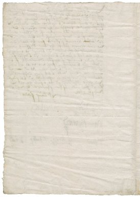 Great Britain. Privy Council. Letter signed by seven members. To William More. Farnham (Surrey?).