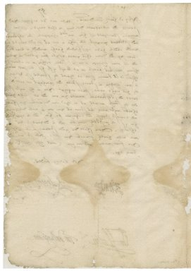 "Great Britain. Privy Council. Letter signed by four members. To Sir William More. ""From the Court""."