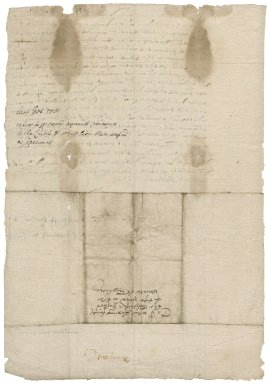 Great Britain. Privy Council. Letter. To the sheriff and justices of the peace of Surrey. Greenwich.