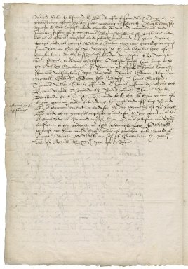 Great Britain. Sovereigns, etc. (Elizabeth I). Letters of Commission of the Court of High Commission.