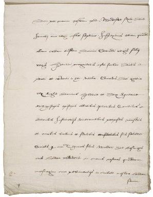 Ex rotulo Cartarum De ano Richardi Secundi.