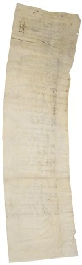 Cawarden, Sir Thomas. A Rent Roll of All the lonnds within The laet blacke ffryears besyed ludd gaet be longgyng to Sir Thomas Carweerden knyeght ffor oer hoell year begynyng at the ffeast of Sayent Myhell in Anno 1553 And endyng at the feast of Sayent Myhell in Anno 1554...