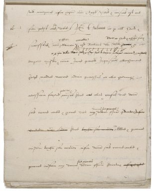 Great Britain. Sovereigns, etc. (Elizabeth). Grant to Sir William More of the power to hold a court in the Blackfriars.