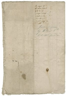 Great Britain. Sovereigns, etc., (Edward VI). The Coppye of Sir Thomas Cawardens patent of his offices at hampton Courte Stokewell Nonesuche and newbye & thereabowtes.